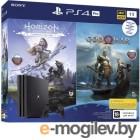 Игровая приставка Sony Playstation 4 Pro 1TB [PS719994602] + 2 игры