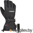 Перчатки горнолыжные Reusch Maxim GTX / 4901371 7701 (р-р 10, Black/White)
