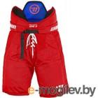 Шорты хоккейные Warrior Qre Pro Pants SR / QPPANTS8 RD (р-р S)