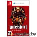 Игра Nintendo Switch на картридже Wolfenstein II: The New Colossus / HAC WOLFENSTEIN 2 RURU