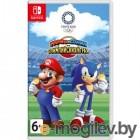 Игра Nintendo Switch на картридже Марио и Соник на Олимпийских играх 2020 в Токио / HAC MARIO SONIC TOKYO 2020 RURU