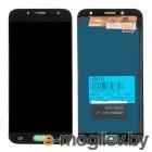 дисплей в сборе с тачскрином для Samsung Galaxy J7 (SM-J730F) черный (2017) TFT