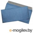 Конверт Cocktail 52120MDB.1 E65 110x220мм темно-синий металлик силиконовая лента 120г/м2 (pack:1pcs)