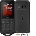 Телефон сотовый Nokia 800 DS TA-1186 BLACK, 2.4 320x240, 512 МБ, 4GB, up to 32GB flash, 2Mpix, 2 Sim, 2G, 3G, LTE, BT v4.1, Wi-Fi, GPS, Micro-USB, 2100mAh, KaiOS, 161g, 145,4 ммx62,1 ммx16,11 мм, Предусмотренная защита от воды и пыли (IP68)