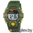 Часы наручные для девочек Skmei 1484-2 (хаки/зеленый)