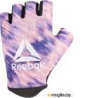 Перчатки для фитнеса Reebok RAGB-13624 (M, розовый)