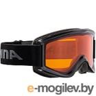 Маска горнолыжная Alpina Sports Smash 2.0 DH / A7075133 (черный)