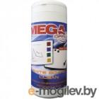 Аксессуары для маркерных и магнитных досок Салфетки для чистки ProMega Office White Board Clean 100шт 134429