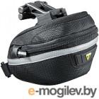 Сумка велосипедная Topeak Wedge Pack II w/Fixer F25 w/Rain Cover Small / TC2271B