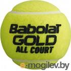 Набор теннисных мячей Babolat Gold All Court / 502085