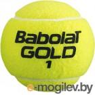 Набор теннисных мячей Babolat Gold Championship / 502082