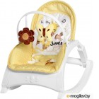 Детский шезлонг Lorelli Enjoy Yellow Giraffe / 10110112035