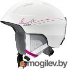 Защитный шлем Alpina Sports Chute / A9098-12 (р-р 58-61, белый/розовый/серый)