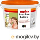 Alpina EXPERT Premiumlatex 7 База 3 Альпина ЭКСПЕРТ Премиумлатекс 7 База 3, прозрачная, 9,4 л/13 кг