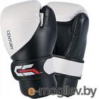 Боксерские перчатки Century Brave C-Gear 11540 110 216 (XL, белый/черный)