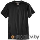 Компрессионная футболка Warrior Tee Comp Top Ss / WPTM204 BK (XXL)