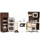 Комплект аксессуаров для кукольного домика Огонек Мебель для кухни. Коллекция / С-1298