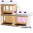 Кукольный домик Огонек Коллекция / С-1292 (без мебели)