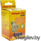 Лампа-обогреватель для террариума Lucky Reptile Halogen Sun Spot / HS-35