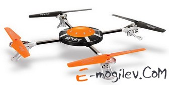 Квадрокоптеры для начинающих. MJX X200.