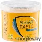 Паста для шугаринга Aravia Professional легкая сахарная (750г)