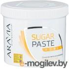 Паста для шугаринга Aravia Professional медовая сахарная (750г)
