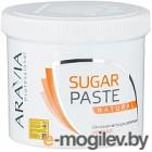 Паста для шугаринга Aravia Professional натуральная сахарная (750г)