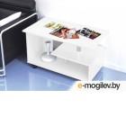 Журнальный столик Тэкс Консул-5 (белый)