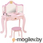Комплект мебели с детским столом Kid Kraft Принцесса. С зеркалом / 76123-KE