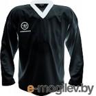 Майка хоккейная Warrior Logo / PJLOGO-BK-S (черный)