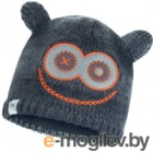 Шапка Buff Child Knitted&Polar Hat Monster Jolly Black (113452.999.10.00)
