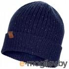 Шапка Buff Knitted Hat Kort Night Blue (118081.779.10.00)