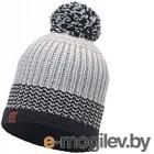 Шапка Buff Knitted&Polar Hat Borae Grey (116040.937.10.00)