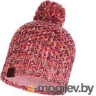 Шапка Buff Knitted&Polar Hat Margo Flamingo Pink (113513.560.10.00)