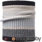 Шарф-снуд Buff Knitted&Polar Neckwarmer Comfort Borae Grey (116041.937.10.00)