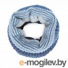 Шарф-снуд Buff Knitted&Polar Neckwarmer Comfort Borae Mazarine Blue (116041.716.10.00)