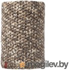 Шарф-снуд Buff Knitted&Polar Neckwarmer Margo Brown Taupe (113552.316.10.00)