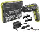 Электроотвертка Ryobi R4SDP-L13T (5133003689)