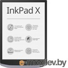 Электронная книга PocketBook 1004 InkPad X / PB1040-J-CIS (Metallic Grey)