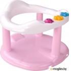 Стульчик для купания Альтернатива М6067 (розовый)