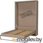 Шкаф-кровать Макс Стайл Kart 36мм 90x200 (бежевый U200 ST9)