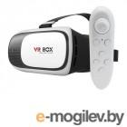 VR box 3D Virtual Reality Glasses 2.0 + VR box Bluetooth Gamepad 2.0