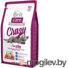 Корм для кошек Brit Care Cat Crazy I