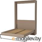 Шкаф-кровать Макс Стайл Smart 18мм 140x200 (бежевый U200 ST9)