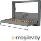 Шкаф-кровать Макс Стайл Strada 18мм 90x200 (серый пыльный U732 ST9)