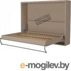Шкаф-кровать Макс Стайл Wave 18мм 90x200 (бежевый U200 ST9)