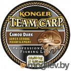 Леска монофильная Konger Team Carp Camou Dark 0.28мм 1000м / 229001028