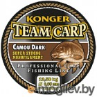 Леска монофильная Konger Team Carp Camou Dark 0.40мм 1000м / 229001040