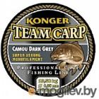 Леска монофильная Konger Team Carp Camou Dark Grey 0.30мм 1000м / 236001030