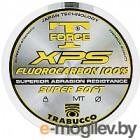 Леска флюорокарбоновая Trabucco T-Force Fluorocarbon 0.240мм 50м / 053-60-240